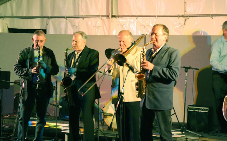 Witney Jazz Festival with Scott Hamilton, Roy Williams and Mike Wills